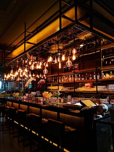 Food Drinks And Entertainment Mini Bar Glasgow